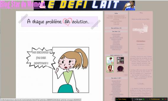 Deviens Blog Star