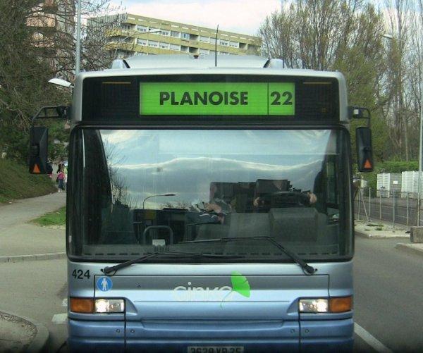 PLANOISE A BESANCON 25
