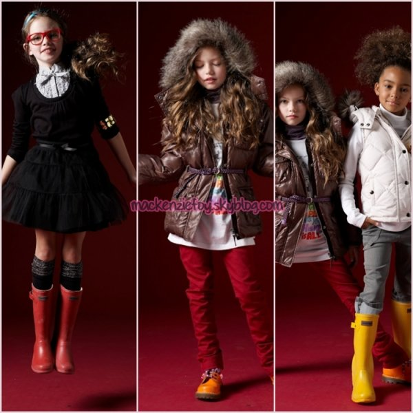 .Un New photoshoot de Kenzie que j'adore il est recent ! .