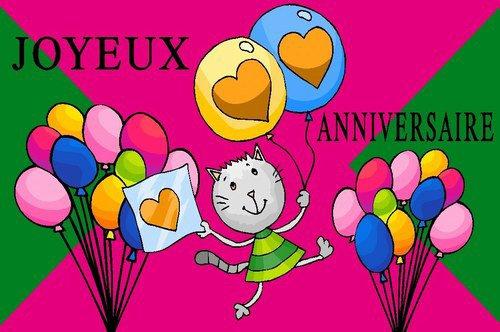 Joyeux anniversaire ma petite Zélie