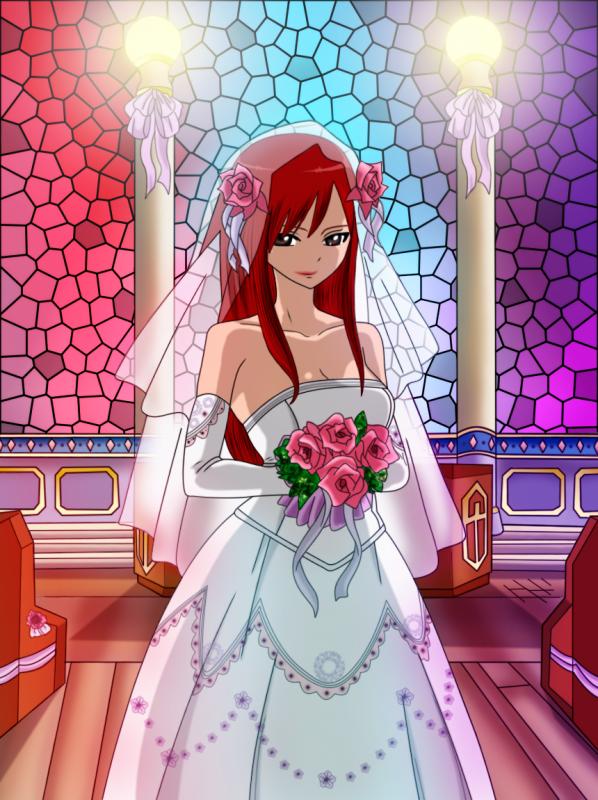 One Piece Fan Fiction Chapitre 2 : Le mariage