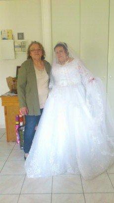 mamie et moi