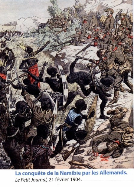 Le Génocide Herero