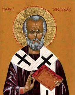 Santa Claus où l'aliénation historique d'un évêque noir devenu le saint blanc le plus populaire d'Occident