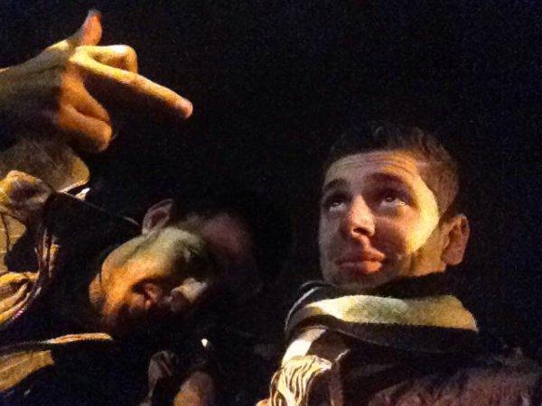 moi et Abdou :D