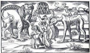 MYTHES ET LEGENDES : BIGORNE ET CHICHEFACE