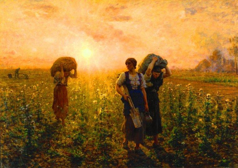 Chants des blés