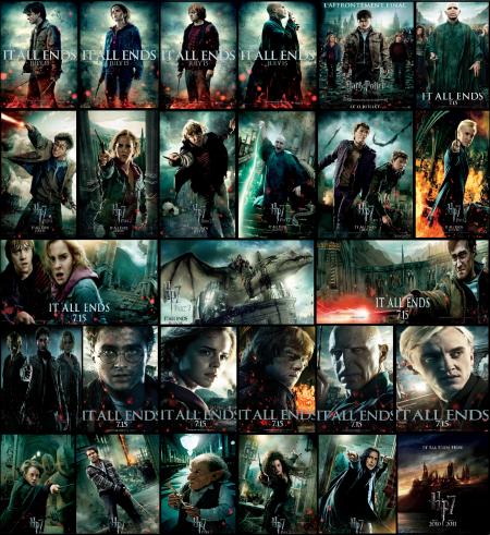 Harry Potter 7 partie 2 - Blog de MiLady007  Harry Potter 7 ...
