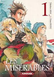 voici un nouveau manga qui est sortit