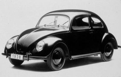 coccinelle volkswagen 1936