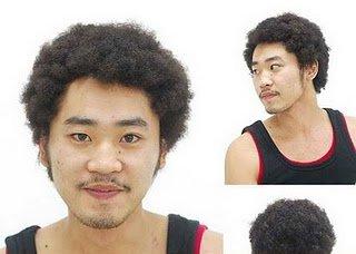 asian afro populaire au japon et en corée aout 2010