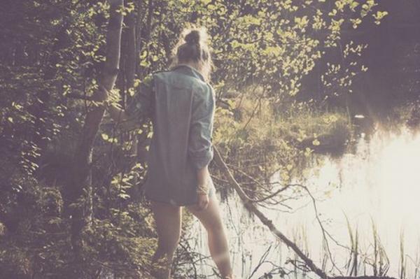 On ne change pas, on ne cache qu'un instant de soi.