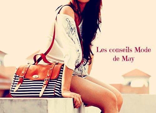Les Conseils Mode de May'