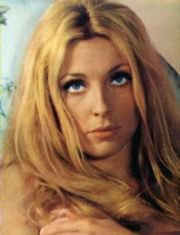 Sharon Tate c 'était la femme de Polanski tuée sur ordre de Charles Manson   en 1969