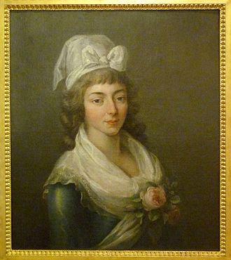 Femme célebre guillotinée pendant la Révolution fancaise. Quell furent ses dernieres paroles sur l'échafaud. Deux réponses sinon rien