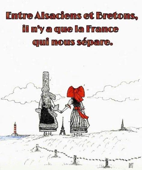 Clin d'oeil à l'ami Breton ...