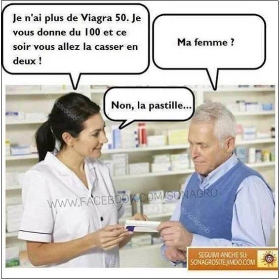 Heureusement la pharmacienne conseil bien le papounet !!!!