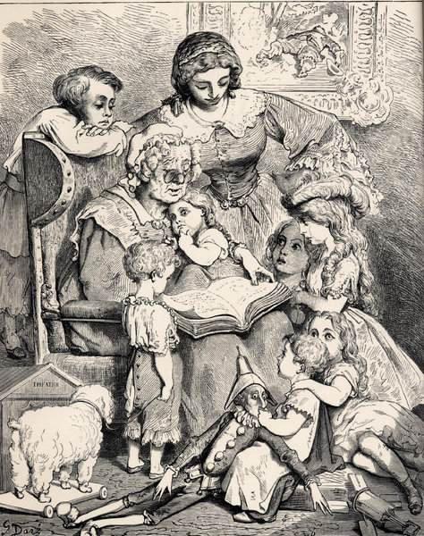 Gustave Doré, né le 6 janvier 1832 à Strasbourg