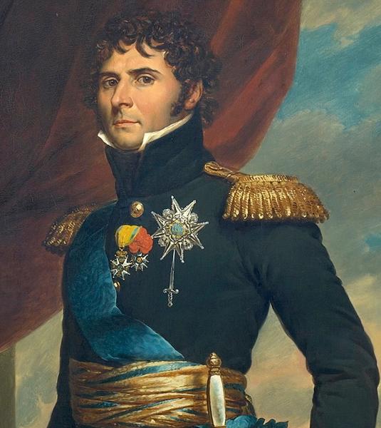 Jean Bernadotte. Comment ce modeste Béarnais au teint basané, né dans la France de Louis XV, et qui selon la légende s'était fait tatouer « Mort aux rois ! » sur la poitrine, aurait-il pu imaginer qu'il deviendrait roi de Suède ?