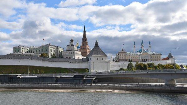 Kazan qui est une ville de Russie et la capitale de la république du Tatarstan