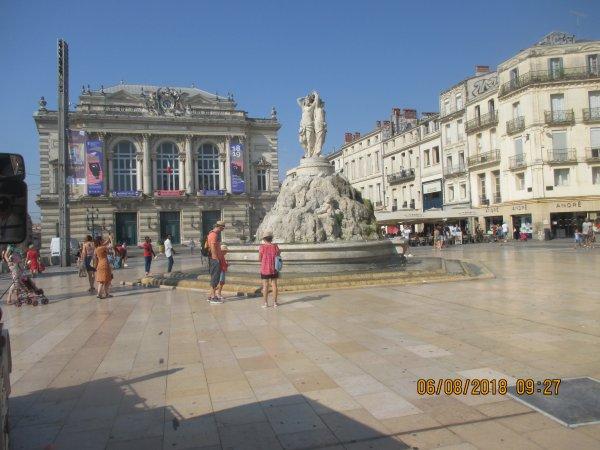 Du Grau du Roi à Montpellier
