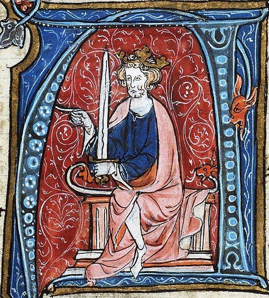Otton 1er du Saint Empire, premier roi  légitime d'Allemagne en 936