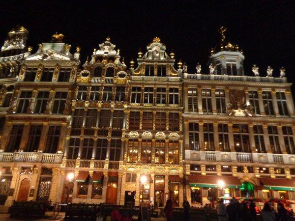 """Images de Bruxelles la"""" Belle"""" envoyées par mes nieces et ma  belle soeur...."""