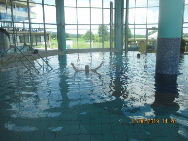 Hotel de Cure en Basse Baviere à - Weissenstadt am Weissensee - ( Villeblanche au Lac Blanc)  Quelques vues de l'hotel