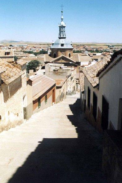 Le pays de Don Quichotte Consuegra / Castille-La Mancha,