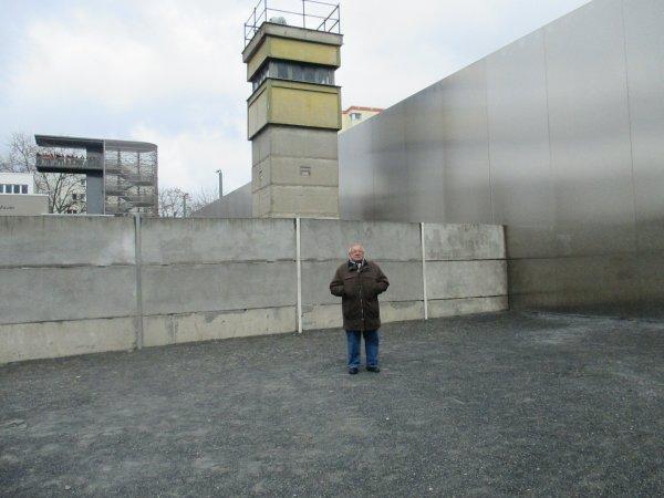 30 e Anniversaire de la chute du Mur de Berlin