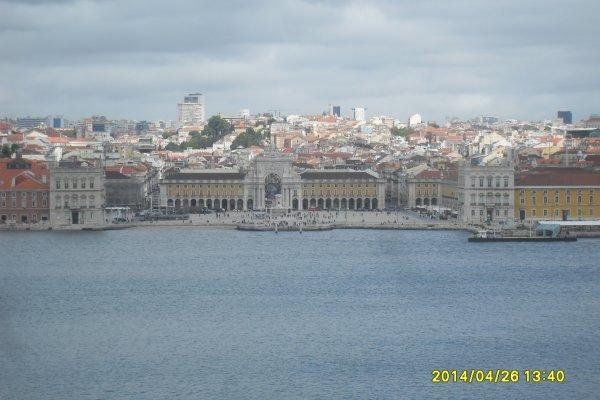 Portuga -  Lisbonne -     Une des anciennes capitale la plus connue : Coimbra - Bravo josy mamgoud papi dany