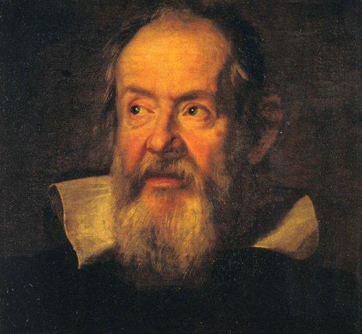 Galilée portrait par Justus Sustermans 1636.- Bravo  josy  papi  dany  mamgoud
