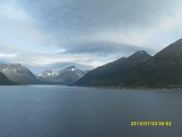 Iles Lofoten en Norvege - Bravo mamgoud nono papi dany