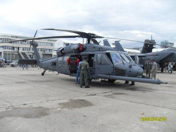HH-60G Pave Hawk du 943rd Rescue  Americain  - Bravo Josy  patou  papinou  dany