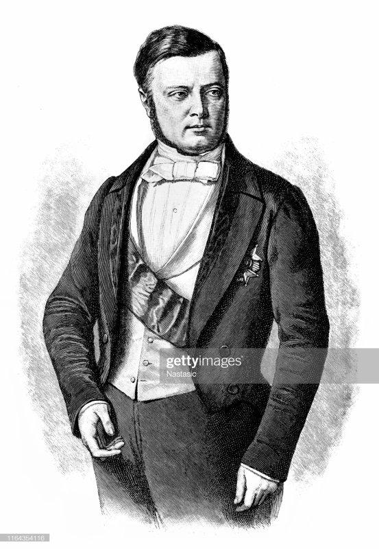 Un des fils naturel de Napoléon , le comte Alexandre Walewska  avec Marie Walewska est décédé dans un hotel de Strasbourg en 1868