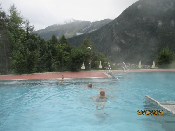 Suite et fin de notre séjour à Umhausen au Tyrol...
