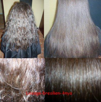 La keratine pour cheveux en algerie