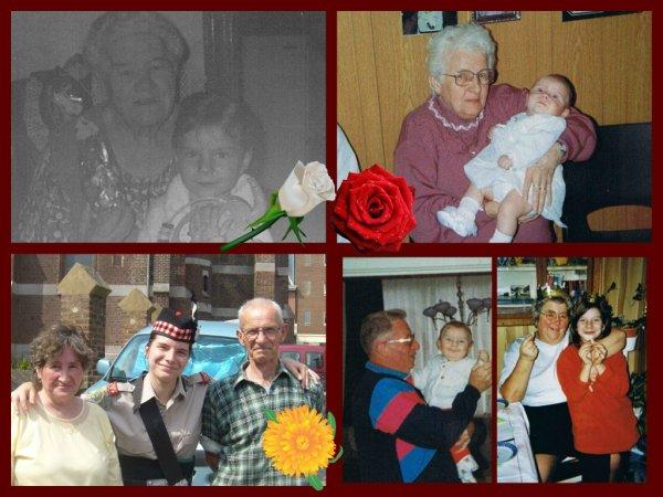 Mes grands-parents et mes arrières-grands-mères (l)