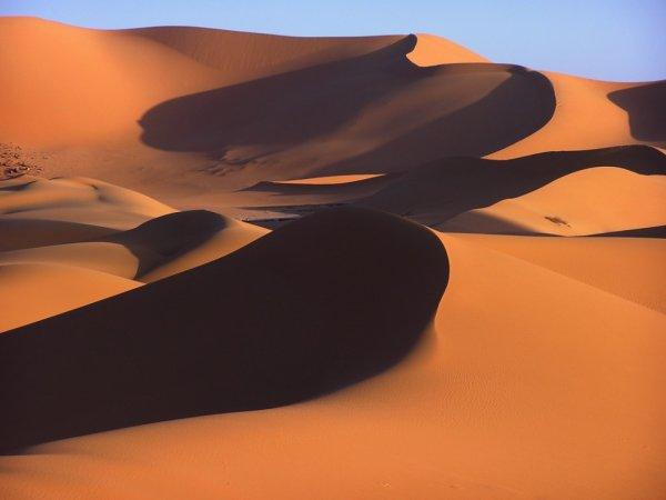 le déserte d'algerie
