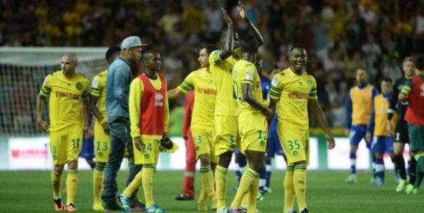 Nantes débute par une victoire contre Bastia !
