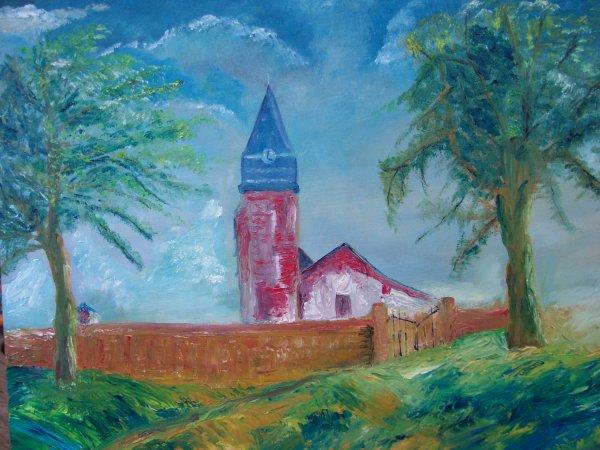 l'église du village