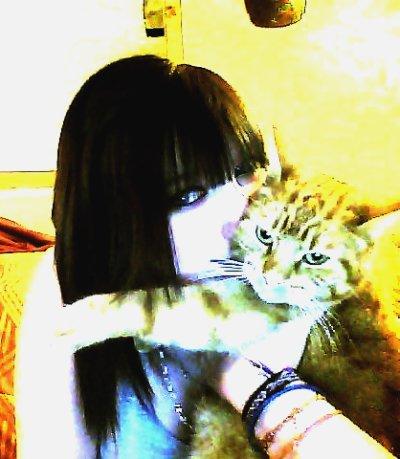 Cool ta vie, j'en parlerai à mon chat (: