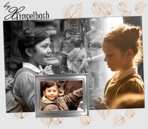 Timpelbach ...  Talina Boyaci alias Zoé ! Montage réalisé à l'occasion du mois d'Octobre 2012 ... Galerie