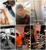 Du 31 Mars au 10 Avril 2021, Rayane a posté sur son Instagram