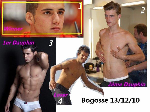 BOGOSSE DU JOUR VOL.1 (13/12/10) - RESULTATS !