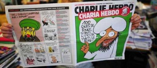 CHARLIE HEBDO INCENDIE OU LA LIBERTE D'EXPRESSION MENACEE ...