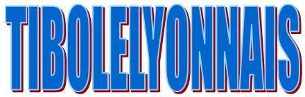 TIBOLELYONNAIS PRONOSTIQUEUR DU MOIS DE JANVIER 2012 !
