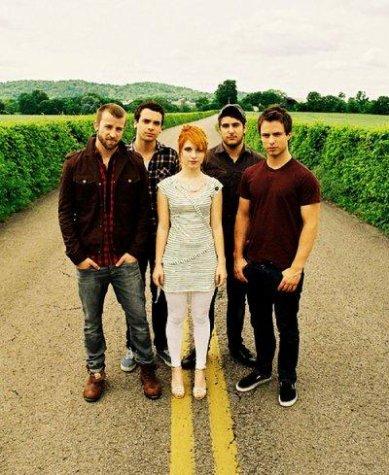 Paramore : évolution du groupe !!!!