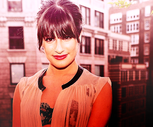 Lea Michele, plus que sublime ✿