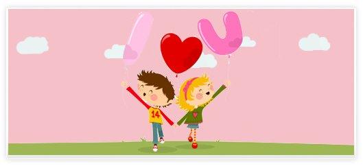 La fête des n'amoureux ^-^